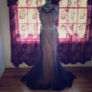 Alyce Paris 2 Piece Prom/Formal Gown Size 6 NWT